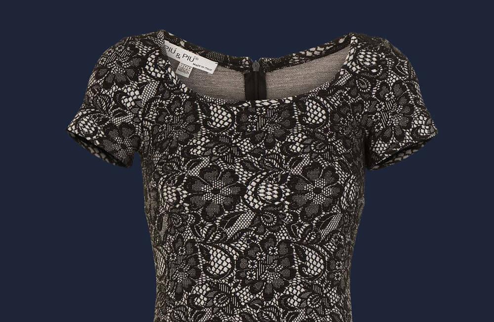 Freistellen Bildbearbeitung Kleid Montage Aermel