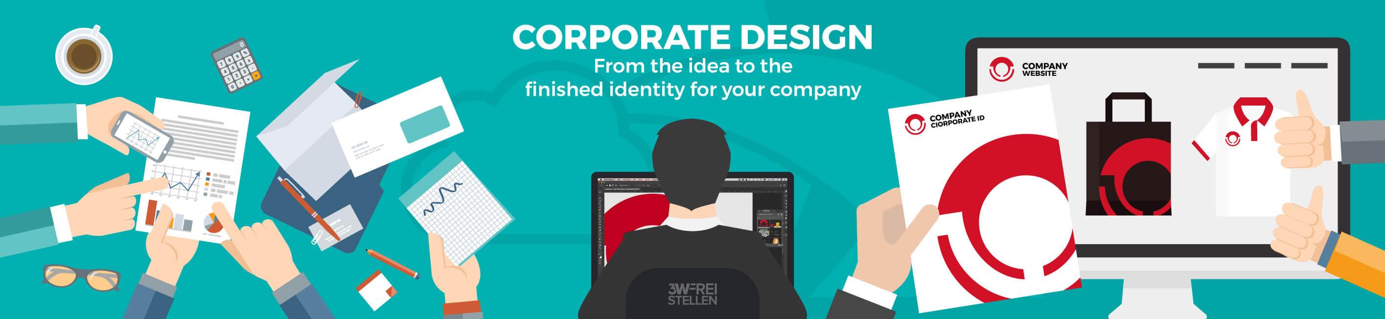 Corporate Design Englisch