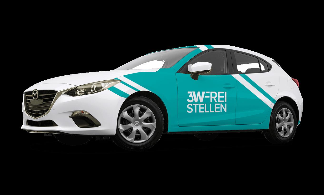 Freistellen Bildbearbeitung Fahrzeug Auto Vektorisieren Skalieren