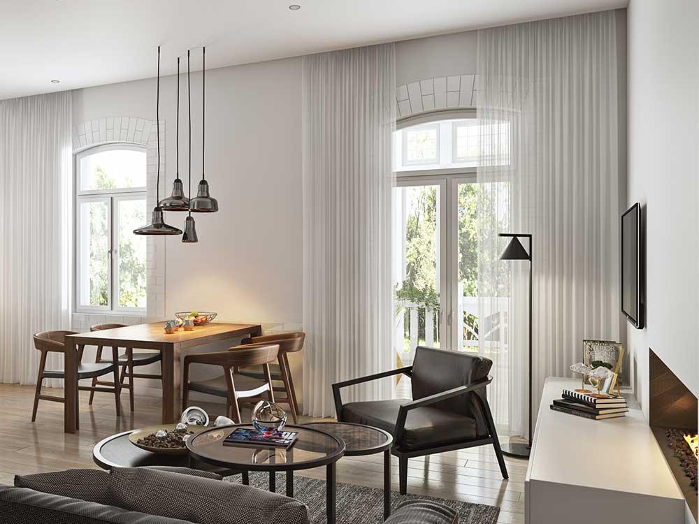augmented reality 3D Visualisierung Haus Innenarchitektur Einrichtung Möbel