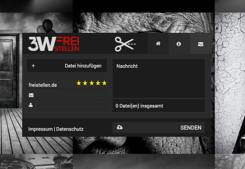 Kundenlogin 3W SAFEBOX