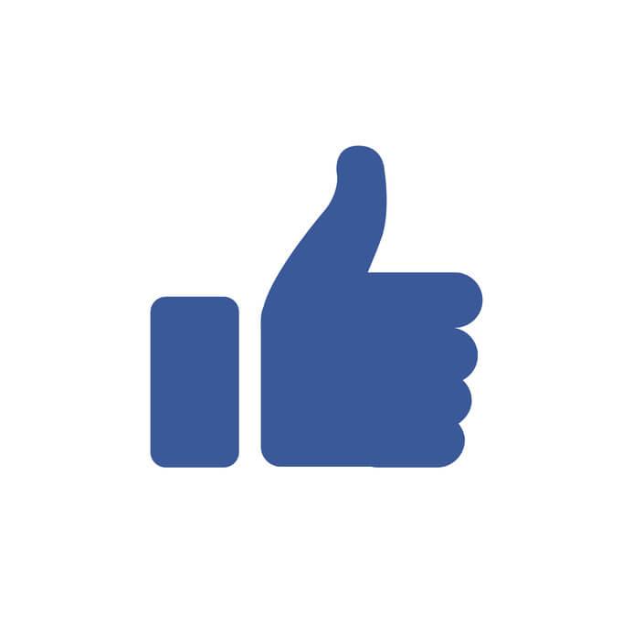Facebook-Daumen lässt Umsätze steigen