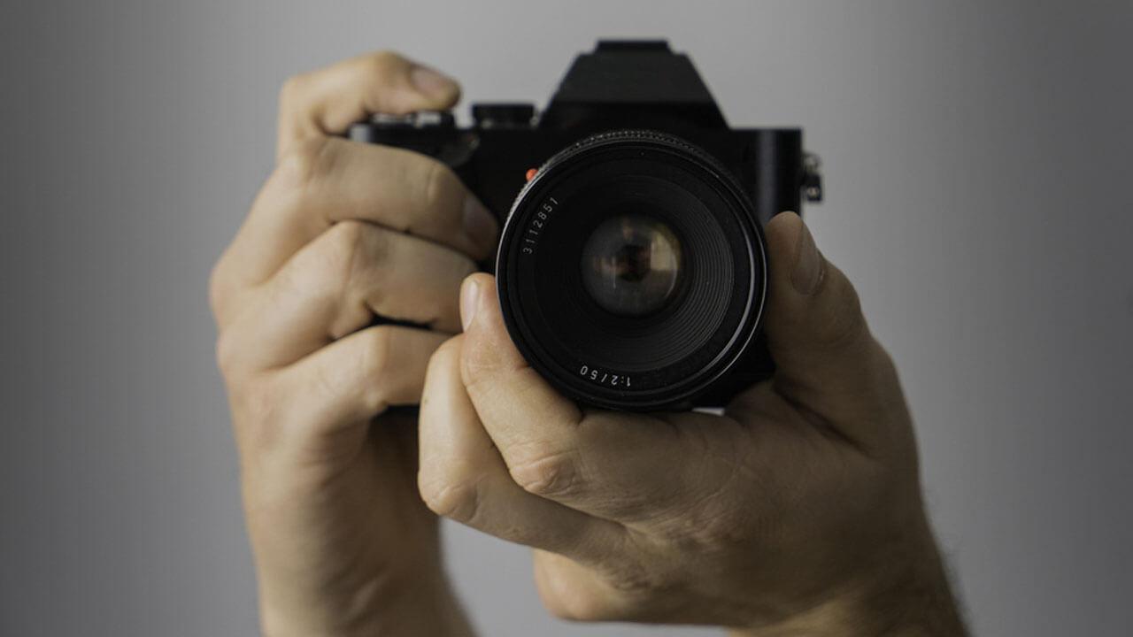 5 Beispielkameras für die Produktfotografie