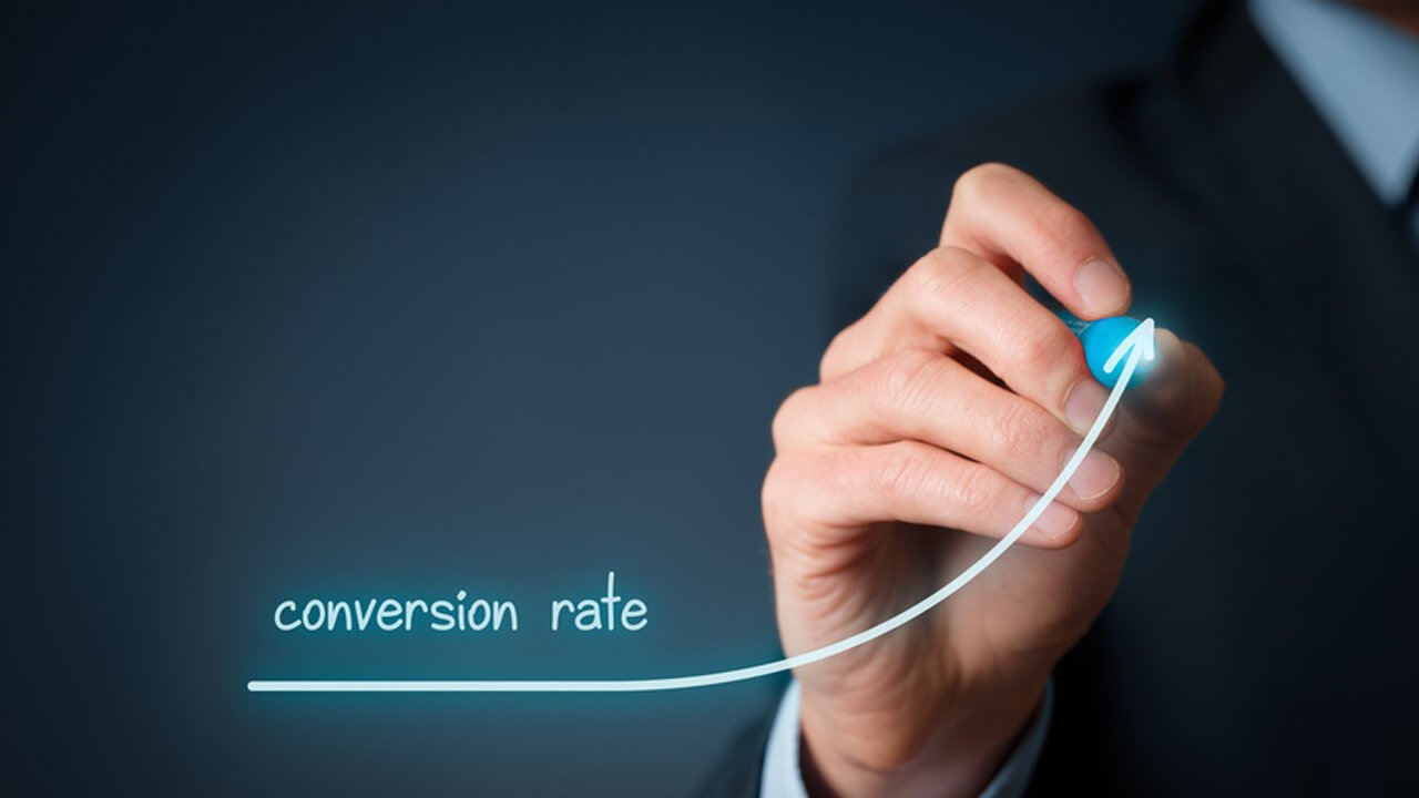 Freistellen Blog conversion rate