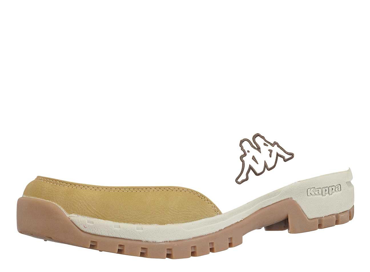 Multipfad Schuh Sohle Logo