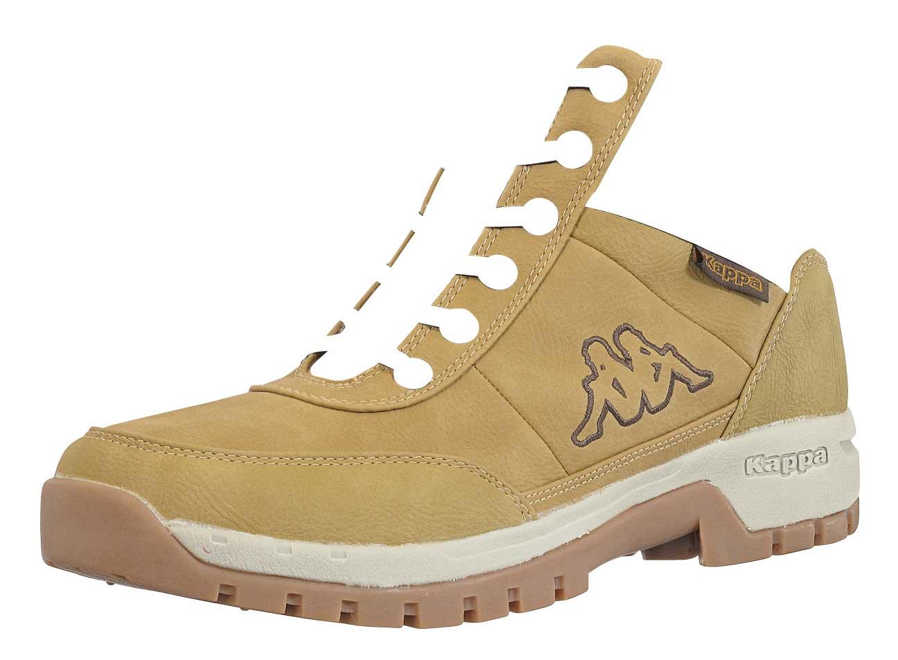 Schuh Multipfad Logo Schnürsenkel