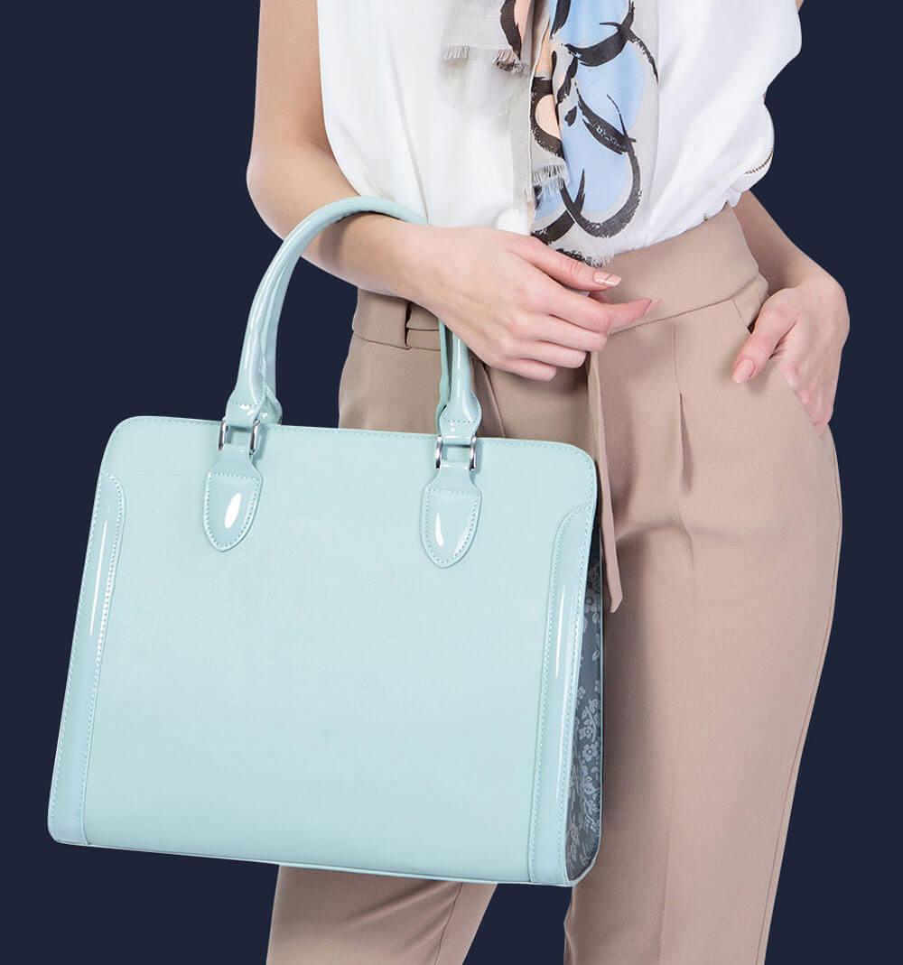 fashion week Freistellen Bildbearbeitung Tasche