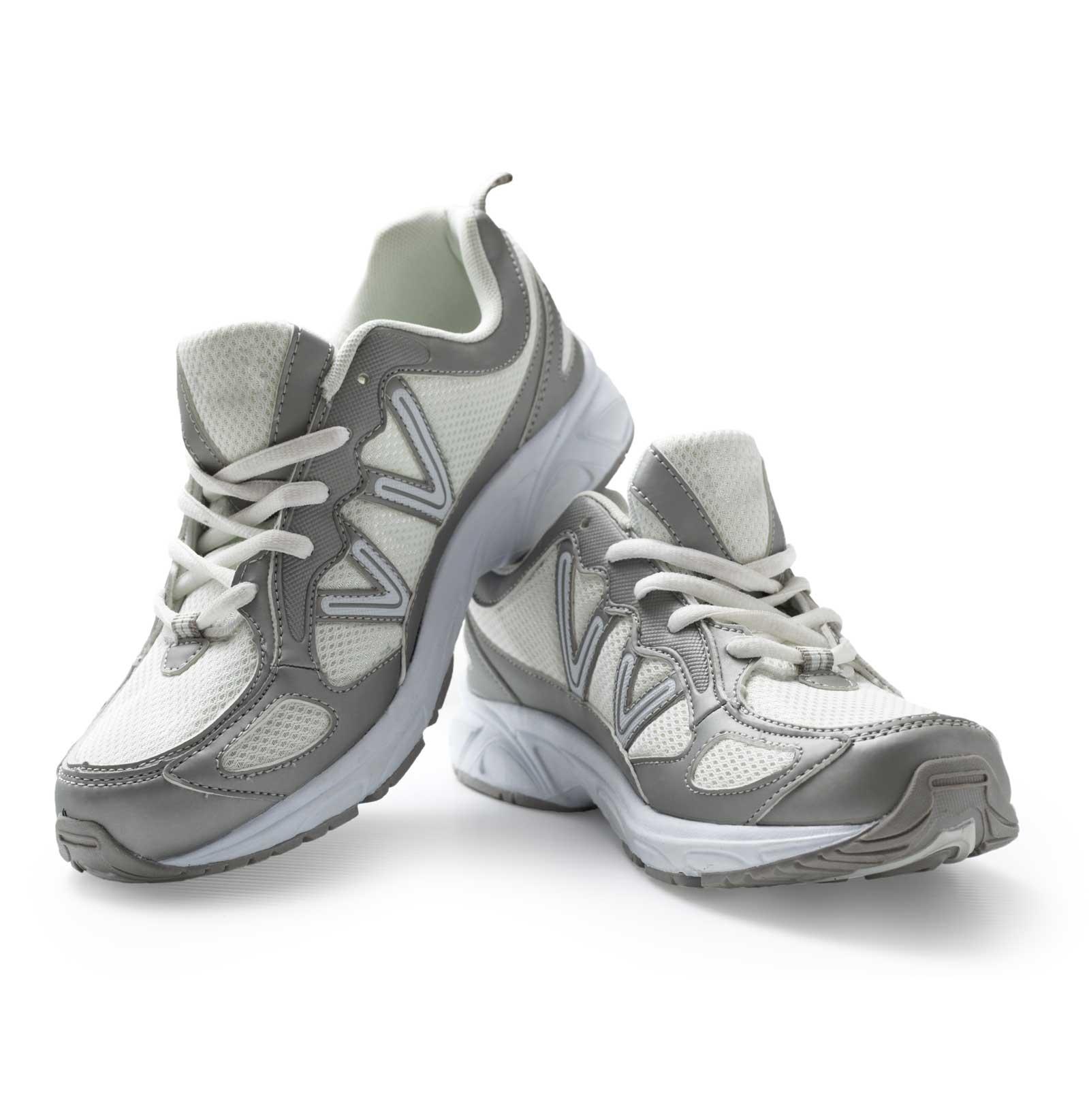 Schuh Freistellen Laufschuhe Schatten Bildbearbeitung