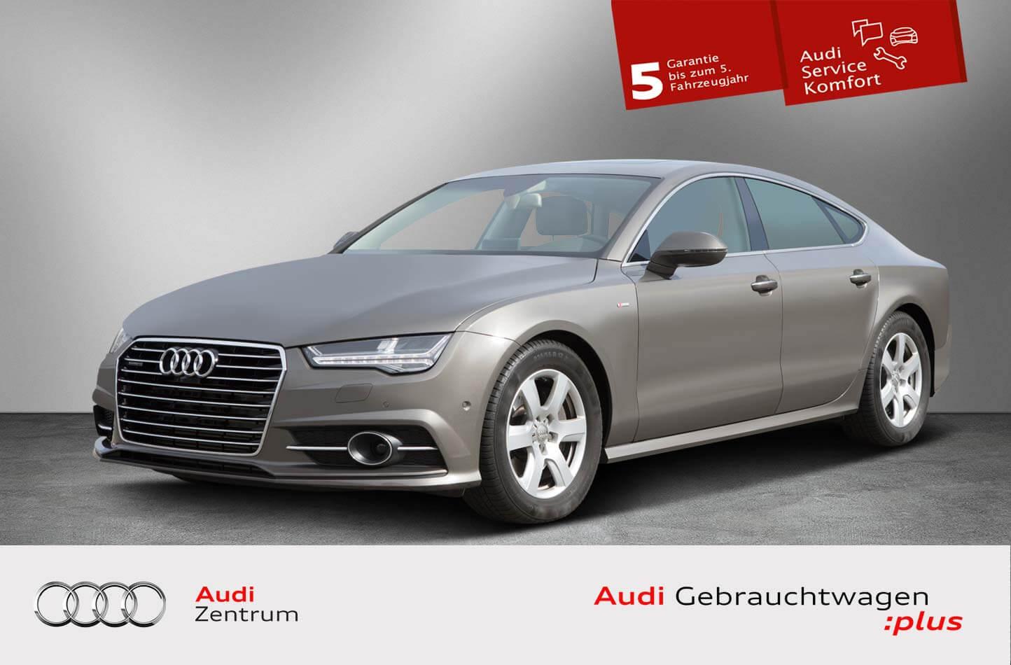 Audi Bild bearbeitet