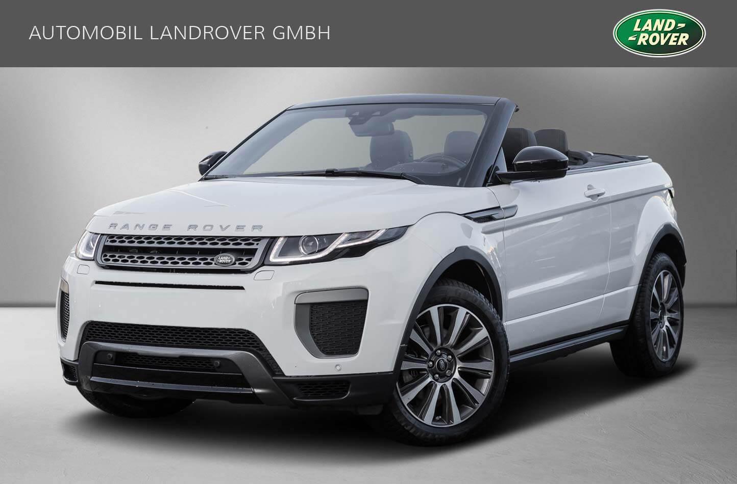 Range Rover Bild bearbeitet