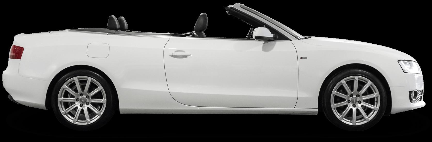 BMW weiß freigestellt front
