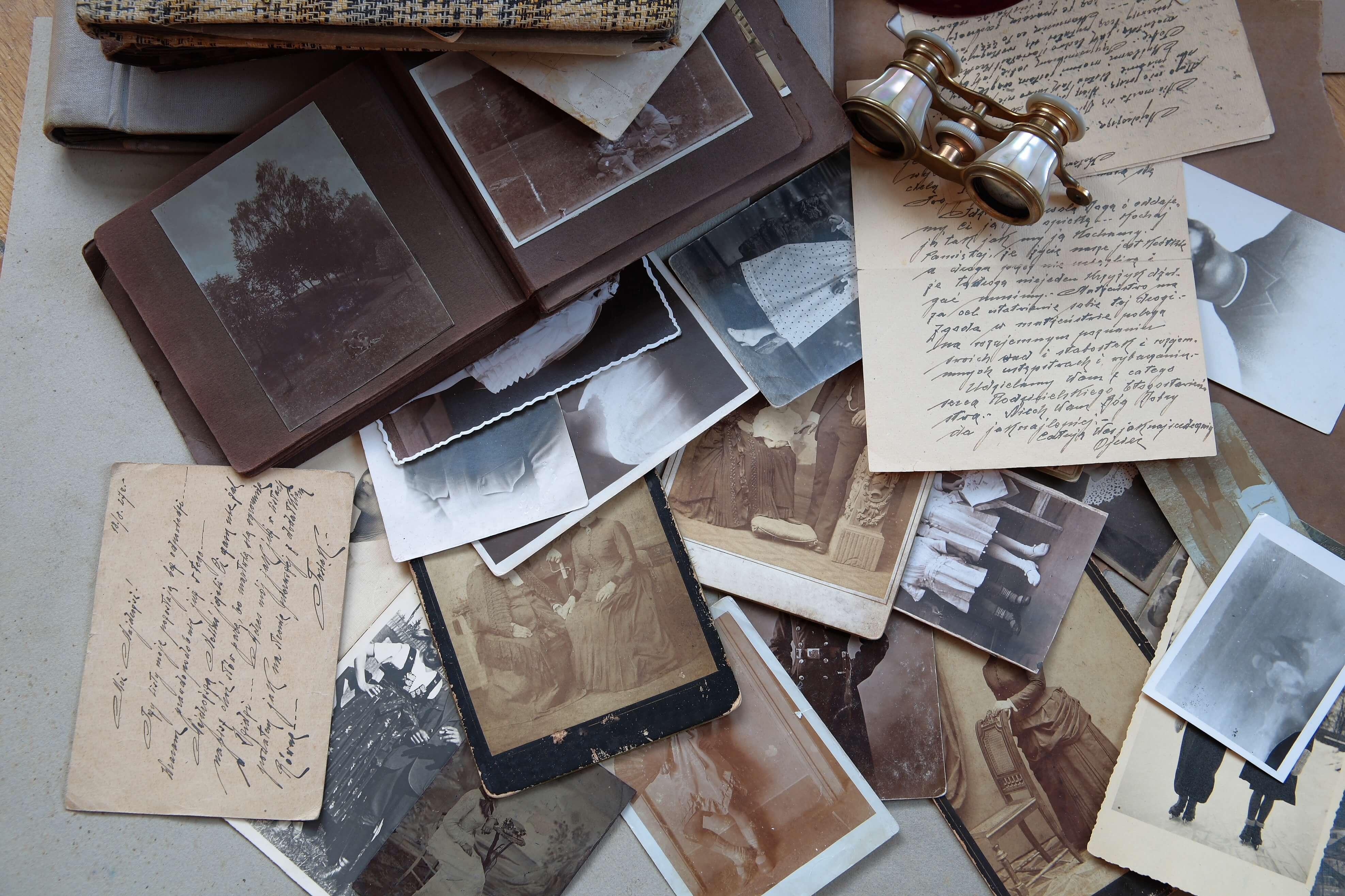 Historische Aufnahmen für die Produktfotografie verwenden
