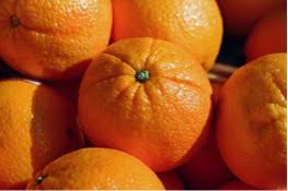 Bild mit Orangen